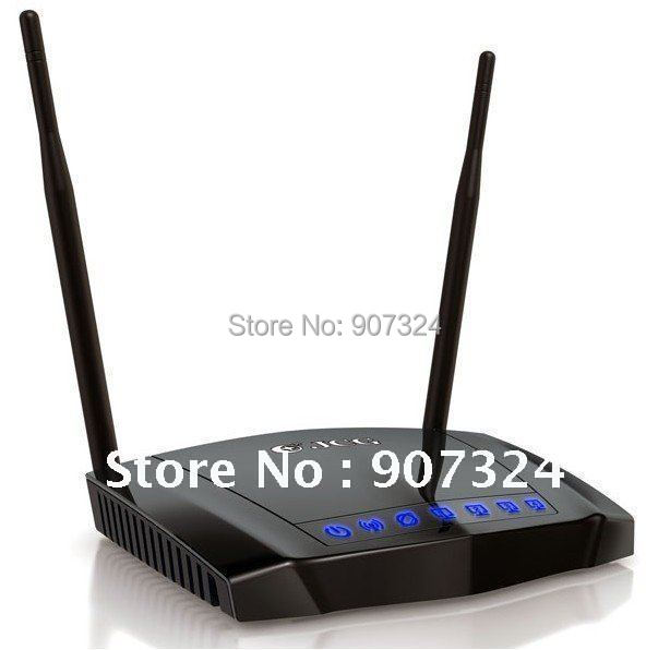 Free Shipping JCG JHR-N825R 300M High power 500MW wireless wifi router(China (Mainland))