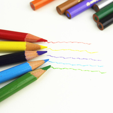 Buy Nature Wood Color Pencil Drawing 24 Different Colored Pencils Pack Stationery Office Accessories School Supplies Child for $9.90 in AliExpress store