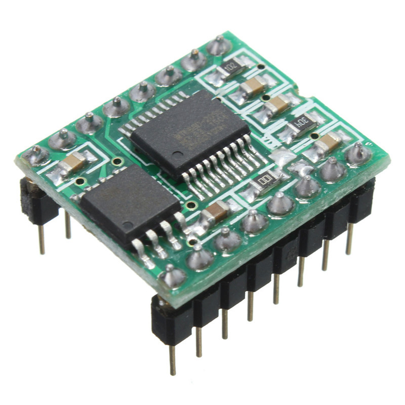 High Quality WT588D-16p Voice Sound Module Audio Player For Arduino 8M Memory DC 2.8V-5.5V New Electric Unit Wholesale price(China (Mainland))