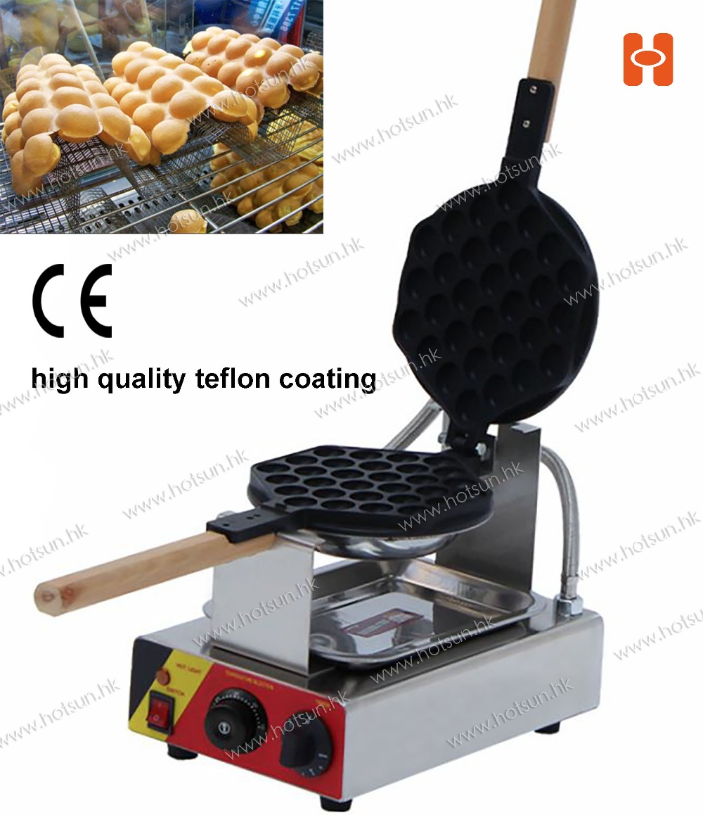 Electric Waffle Maker ~ Free shipping commercial use non stick v electric