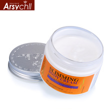 50pcs ARSYCHLL Slimming Fat Burning Creams Waist Abdomen Weight Loss Creams Anti-Cellulite150g Body Shapping Losing Weight