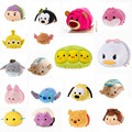 "Free Shipping!!! 1pcs/lot TSUM TSUM Plush Toys Piglet Eeyore Roo Mini Cute toy 3.5"" Phone Accessories Screen Wipe"