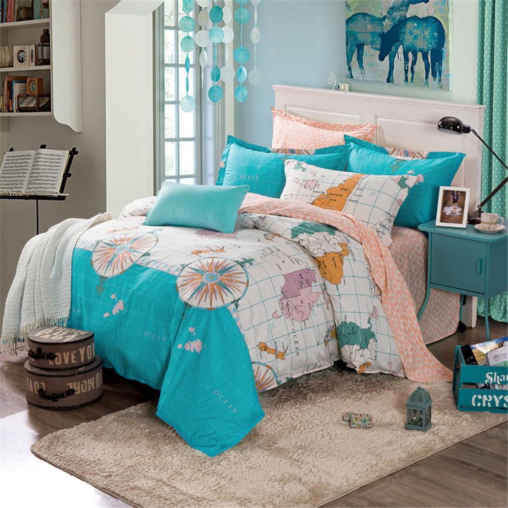 achetez en gros carte du monde literie en ligne des grossistes carte du monde literie chinois. Black Bedroom Furniture Sets. Home Design Ideas