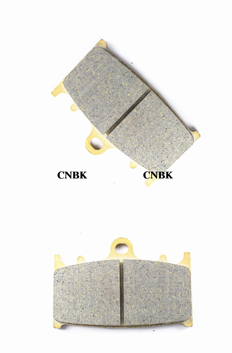 2008 2009 Resin Front Left & Right Disc Brake Pads fit SUZUKI 1250 GSF AK4 / ASK7 Bandit GSF1250 2007 - 2010 CNBK(China (Mainland))