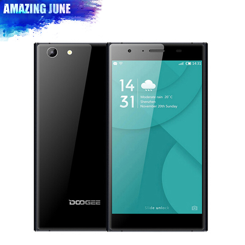 "Original Doogee Y300 4G LTE Mobile Phone 5.0"" 1280*720 Screen Android 6.0 MT6735 Quad Core 2G RAM 32G ROM 2200mAh 8.0MP Camera(China (Mainland))"
