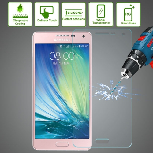 Newest High Quality Mobile Phone Protector Screen 0.3mm Explosion-proof Tempered Glass Film for Samsung Galaxy A5 / A500F