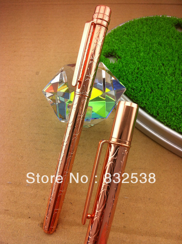 Free shipping Emperors ms rose gold pen will choose<br><br>Aliexpress
