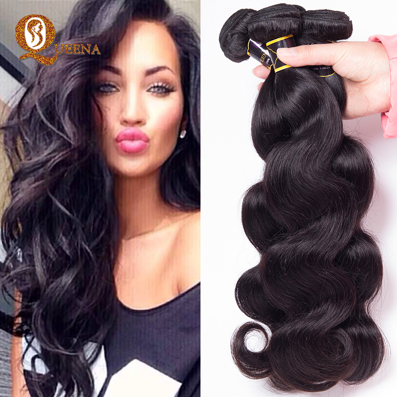 Paypal Accepted For Guangzhou Queen Hair Products,6A Virgin Brazilian Body Wave 4pcs Lot,Wet and Wavy Human Hair Weave Extension<br><br>Aliexpress