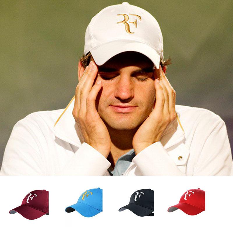 new High quality Federer tennis cap snapback caps Limited men women Brand logo RF Hat tennis racket hat cap visor Baseball Cap(China (Mainland))