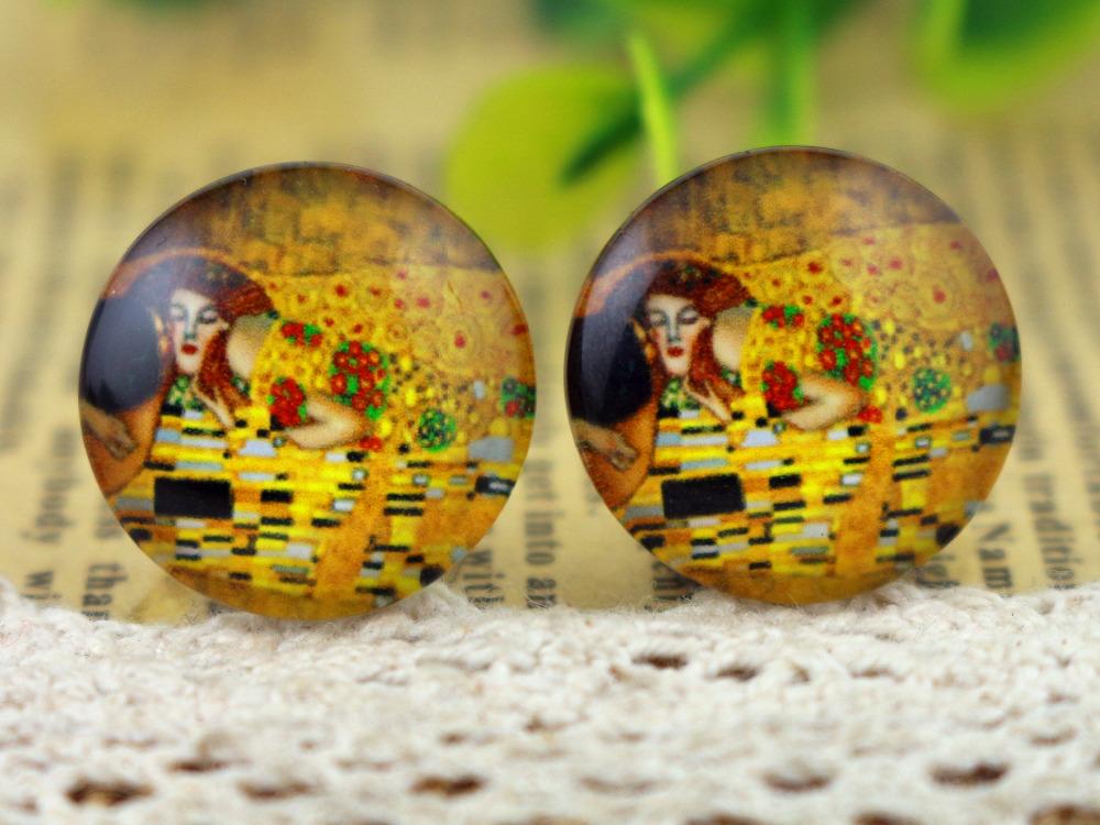 Hot Sale 4pcs 20mm Handmade Photo Glass Cabochons H-2193<br><br>Aliexpress