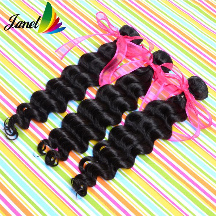 Janet colorful Brazilian natural wave raw hair bundles human 100g 1pc/lot sample cheap hair extensions Free shipping ms lula(China (Mainland))