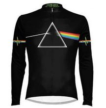 2015 Pink Floyd long sleeve cycling jersey of primal wear cycling bikclothes for men(China (Mainland))