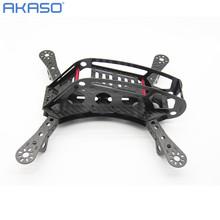 WASP280 280mm Mini 4-Axis Fiberglass RC Quadcopter Frame Kit DIY for FPV RC Drone UAV 808 Camera As 280 Alien Across +FS
