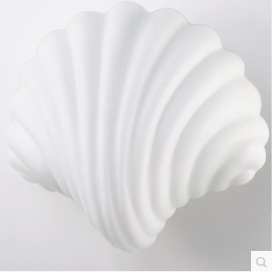 World source fashion pastoral shell wall lamp modern minimalist bedroom lamp l<br><br>Aliexpress