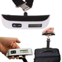 Buy Useful 50Kg Portable Electronic Scale LCD Digital Scale Pocket Hanging Luggage Weighting Scale Weight Balance house hold scale for $4.76 in AliExpress store