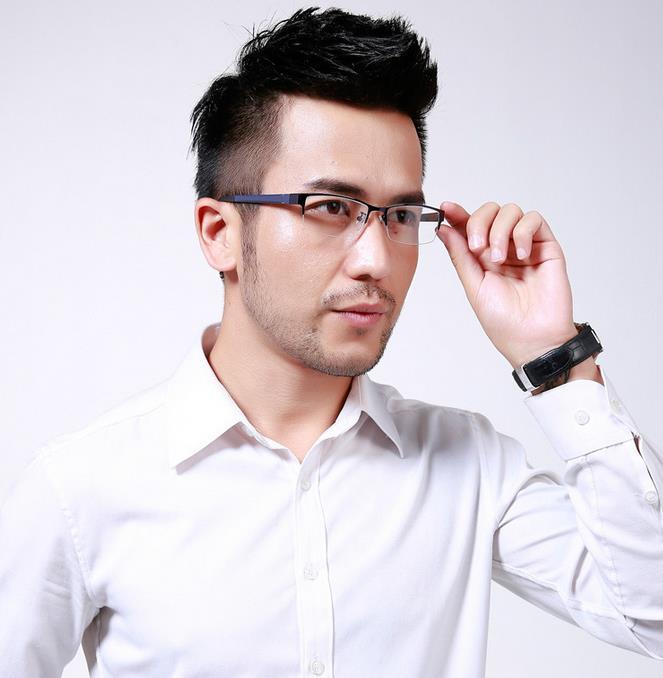 Fashion metal eyeglasses frame sports eyewear plain glass Basketball spectacle frame optical brand eye glasses frame sport(China (Mainland))