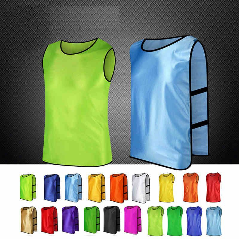 2016 New Soccer Basketball Training Suit for Adult or Kids Football Against Training Vest Waistcoat Grouping Jerseys Custom Made(China (Mainland))