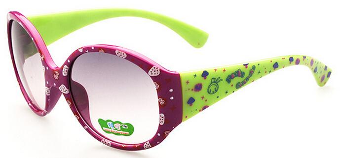 Дети летние солнцезащитные очки туристические наборы дети ребенок прохладно очки подарочные мальчики девочки цветочные глаз носить открытый красочные солнцезащитные очки игрушки