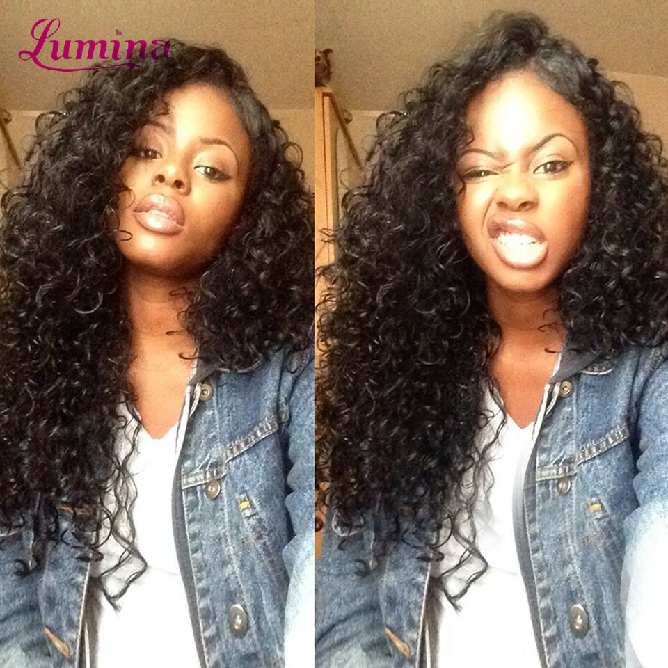 7a Brazilian Deep Wave With Closure Wet And Wavy Virgin Brazilian Virgin Hair With Closure Curly Hair Bundles With Lace Closures(China (Mainland))
