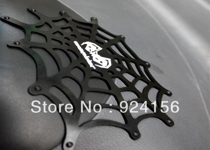 10pcs/lot Free Shipping Car Anti Slip Pad Strong Sticky spider net Pad Magic Non Slip Sticky Pad(China (Mainland))