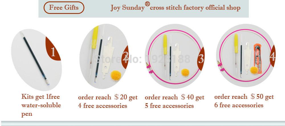 Joy Sunday Bubble Baths Counted Cross Stitch Diy 11CT 14CT Cross Stitch Set Wholesale Cross-stitch Kits Embroidery Needlework