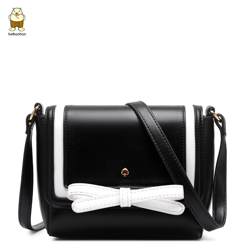 2016 New Brand Realer Women Bow bag Pu Leather Satchels Women Shoulder Messenger Bags Small Crossbody bags for Women Handbags