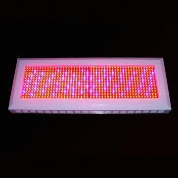 600W LED Grow Light;red(630nm):blue=8:1;also support DIY ratio;22,000lm Luminous Flux, Saves 85% Power Consumption