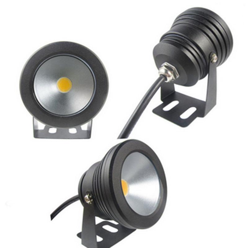 1pcs black color Case 10W Underwater LED Flood Wash Pool Waterproof Light Spot Lamp 12V Outdoor Hot Worldwide<br><br>Aliexpress