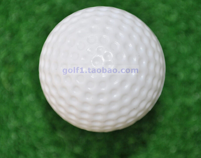 2015 summer new Hot The new non-porous hollow ball golf ball indoor practice ball toy ball factory direct special(China (Mainland))