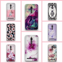 Cover Case Asus Zenfone 2 ZE550ML ZE551ML 5.5inch Silicon Phone 3D Relief Print Funda Shell - Shop1038443 Store store