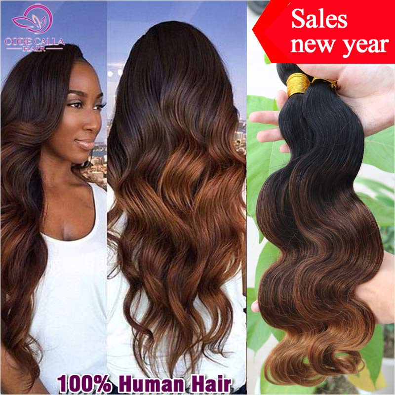 Clearance Sale Factory Direct Sale Cheap Remy Hair Weave Shop Ombre Hair Extensions Brazilian Body Wave 3 Bundles ZP107<br><br>Aliexpress