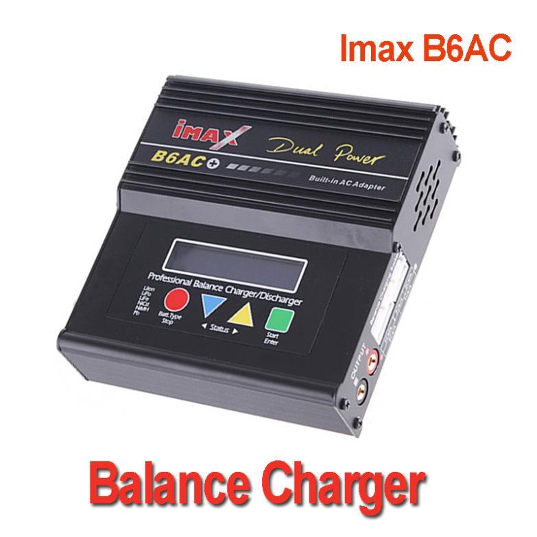 Imax B6AC+ LiPo/Li-Ion/LiFe/NiMH/Nicad/PB Balance Charger,Freeshipping Wholesale(China (Mainland))