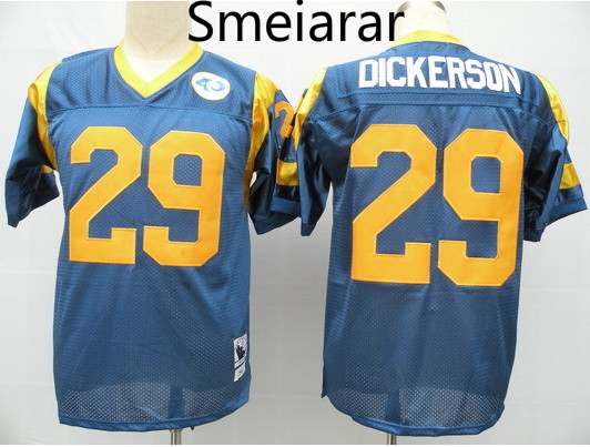 smeiarar 2016 #29 Eric Dickerson Jersey,Throwback Football Jersey,Best quality,Size M--3XL,Accept Mix Order(China (Mainland))