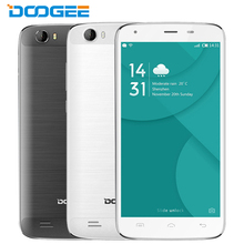 Original Doogee T6 Pro Cell Phone 3GB RAM 32GB ROM MTK6753 Octa Core Android 6.0 OS 5.5″ Screen 13MP Camera 6250mAh Smartphone