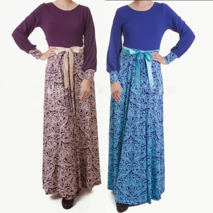Beautiful Casual Dress Muslimah  Review  FashionForever