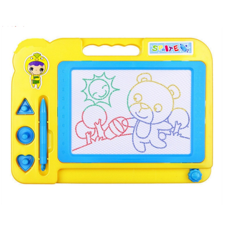 27*20cm Drawing Toys scraping painting good gift for kids baby early education(China (Mainland))