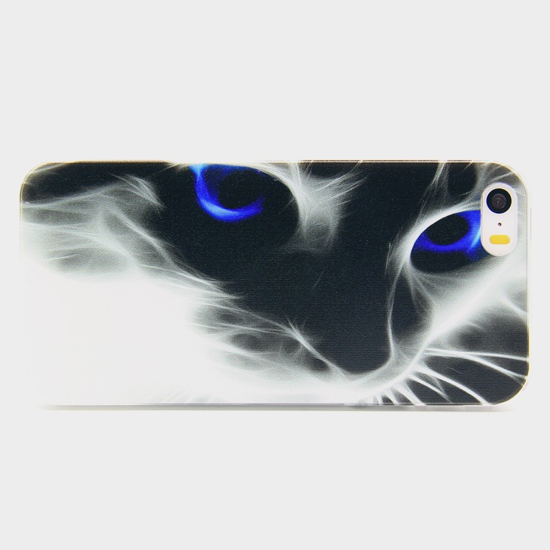 2015 HD Tiger-Cats PC Phone Case transparent case for iPhone 4 4S 5 5S 5c 6 6plus case for Samsung Galaxy A3 A5 cover