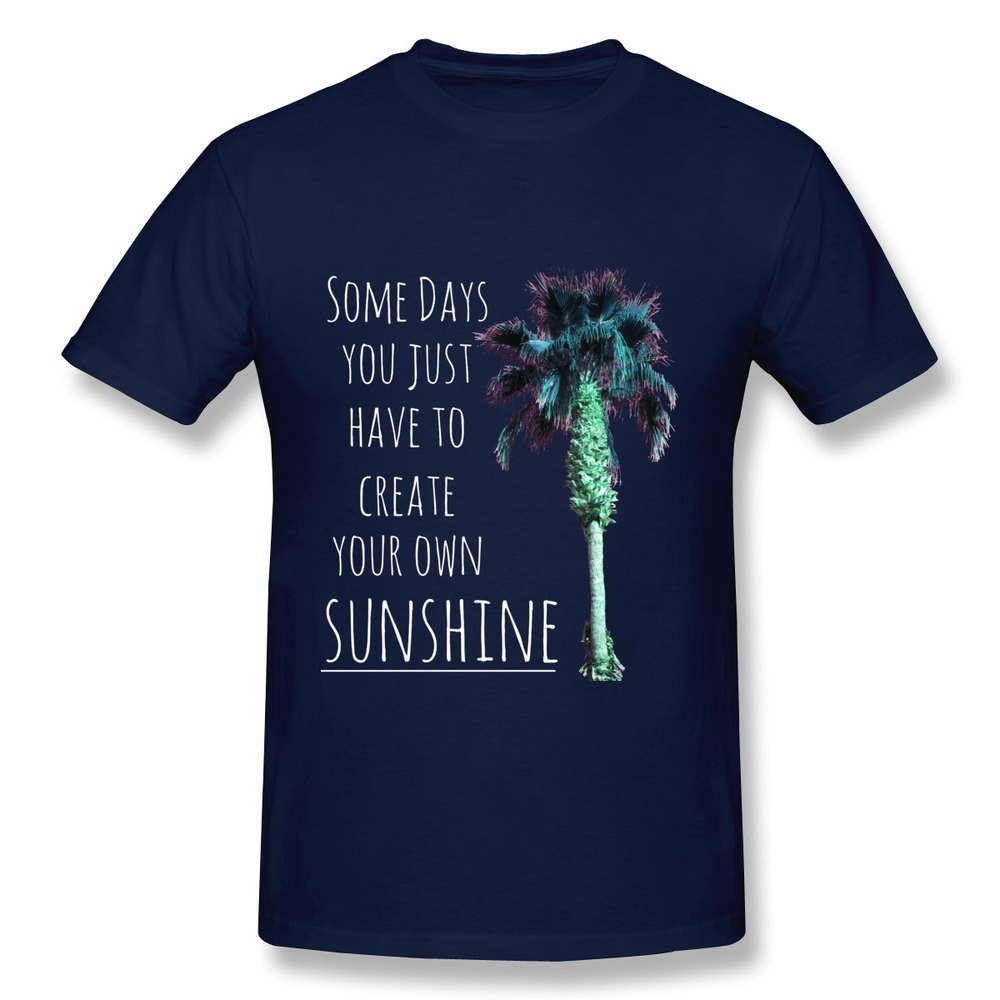 New arrival cotton create sunshine t shirt for boyfriend for Design tee shirts cheap