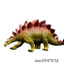 21 estilos de Figuras de Ação & Toy Modelo Plesiossauro Brachiosaurus Dinossauro Tiranossauro Dragão Coleção Coleção Brinquedos Modelo Animal(China)