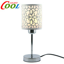 Flower-carved Table Lamp