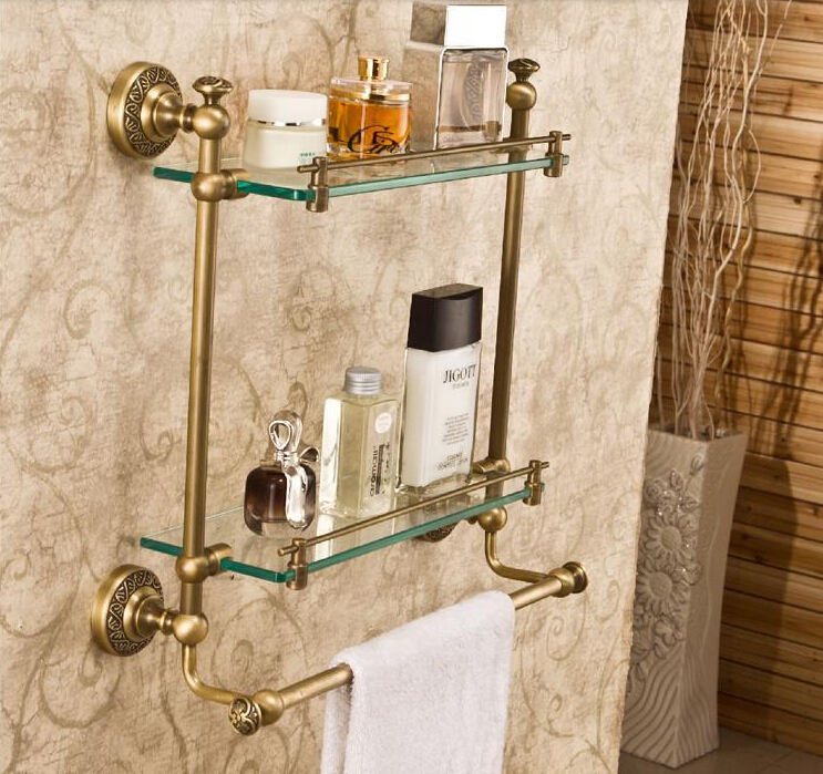 Wonderful Buy Space Aluminum Antique Bathroom Corner Shelf Wall Soap Shelf Bath