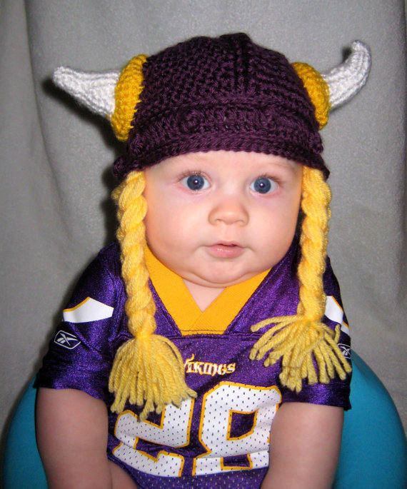 Aliexpress.com : Buy Free shipping Crocheted Viking with ...