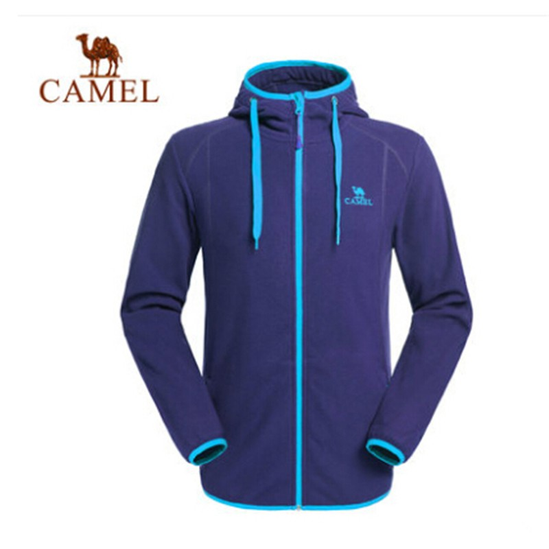 2015 CAMEL Brand Winter Men Women Couple Thermal Fleece Softshell Jacket Camping Hiking Windproof Clothing 7 Colors Size S-XXL<br>