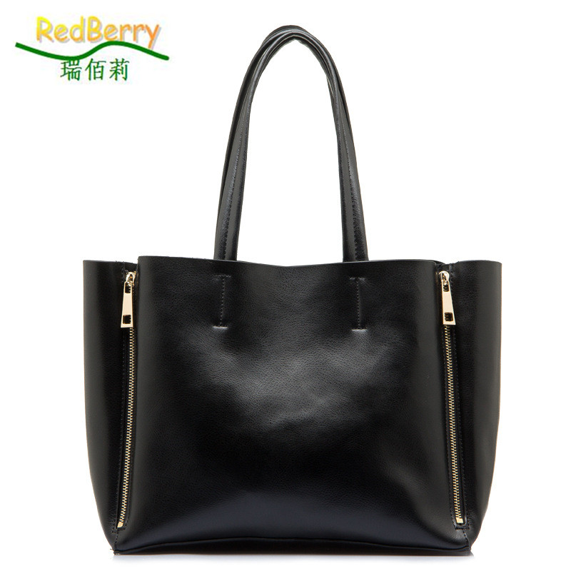 Genuine Leather Bag Fashion Brand New Bolsa Feminina Women Shoulder Tote Handbags Elegant Ladies Famous Messenger Luxury Vintage<br><br>Aliexpress