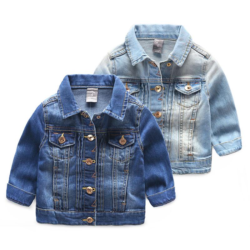 Popular Boys Denim Jacket-Buy Cheap Boys Denim Jacket lots from