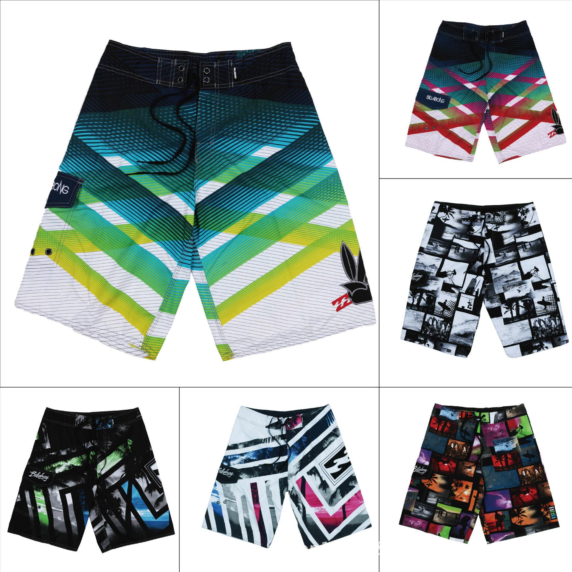 Whosale Price /More Styles / 2015 new Brand Billabong men's brand short bermuda boardshorts outdoor sports surf beach shorts(China (Mainland))