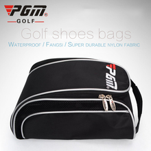 PGM Authentic custom light golf shoes bag for men golf traveling sports bag woman nylon mesh male honma golf bag golf cart bag(China (Mainland))