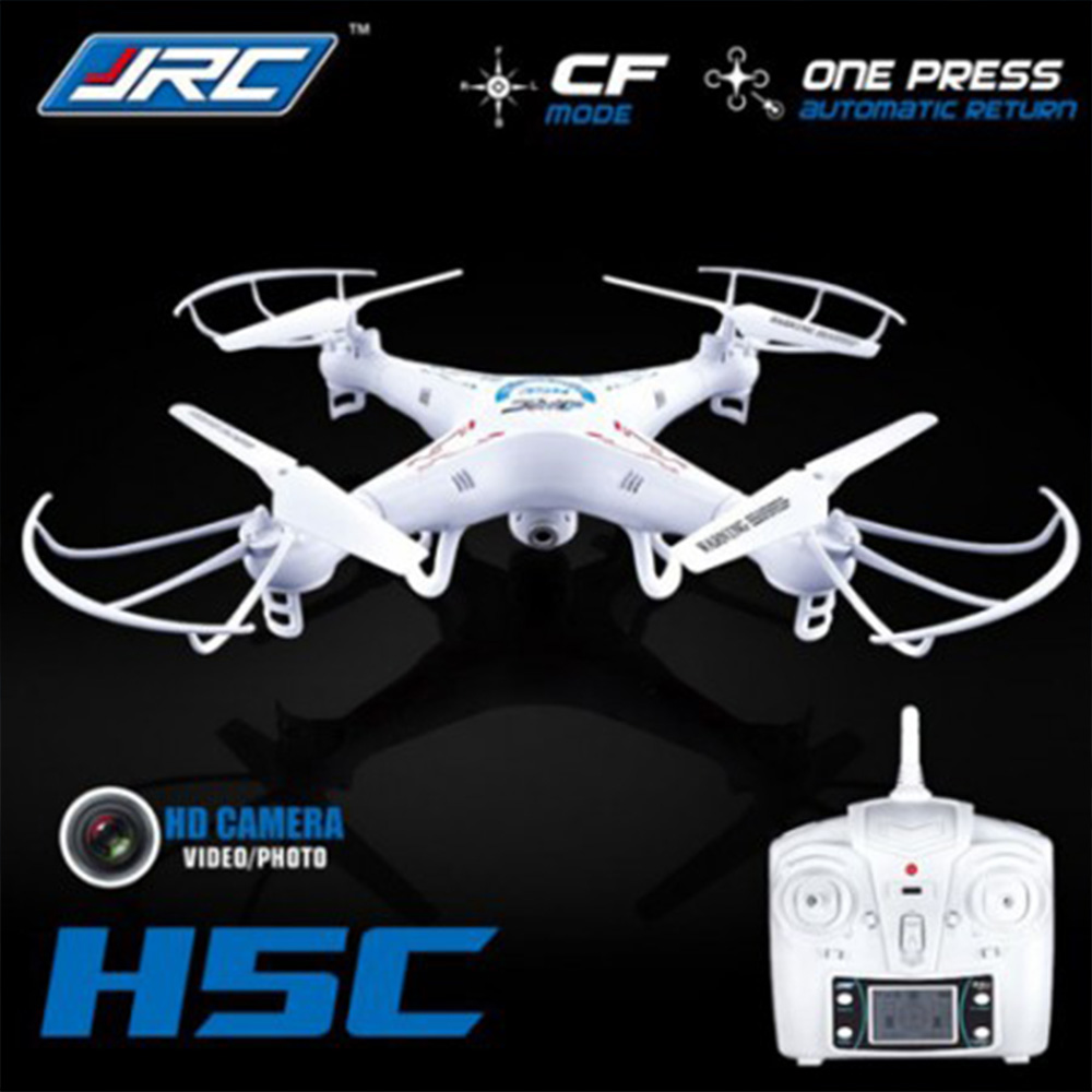 JJRC H5C 2.4G 6-Axis Gyro 3D Flip RC Aircraft 2MP Aerial Camera Left Throttle Remore Control Helicopter High Quality<br><br>Aliexpress
