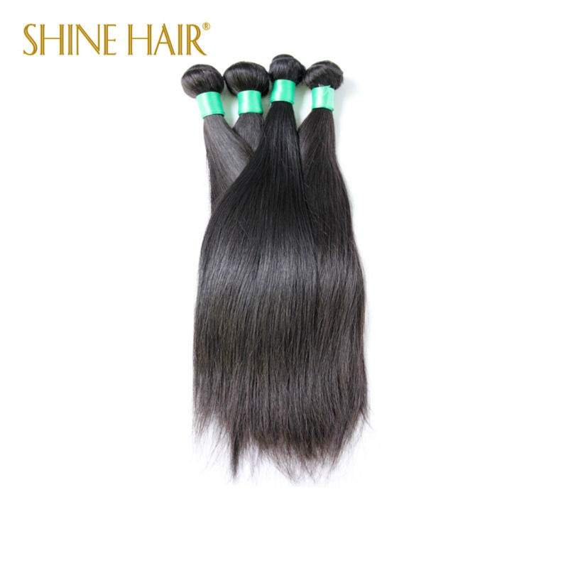 Brazilian Straight Hair 4Pcs/Lot 8-24inch Factory Outlet Price Brazilian Virgin Hair Straight Human Hair Weave Free Shipping<br><br>Aliexpress
