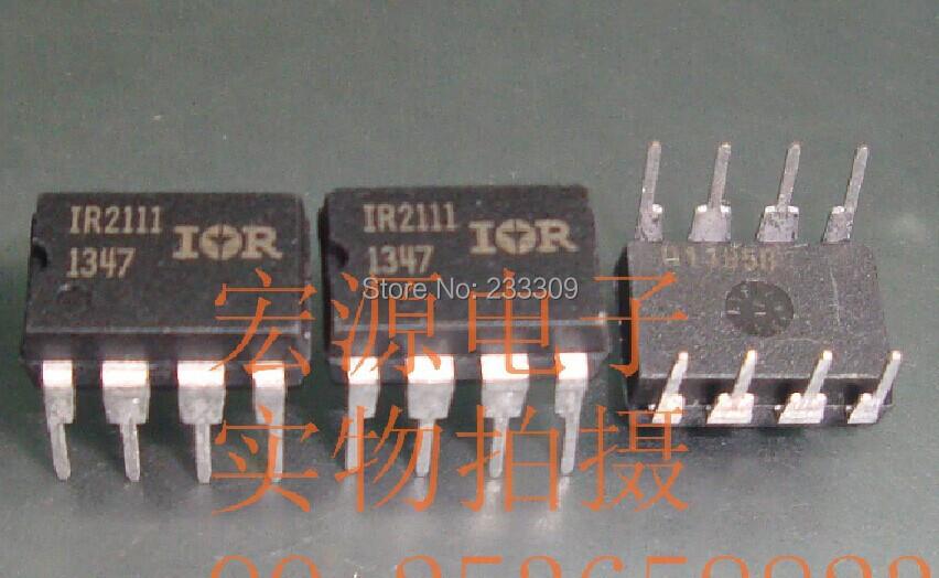 IR2111PBF IR2111 DIP-8 DRIVER IC Free Shipping.